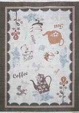 Ковер MKM100, 0,6*1,1, STAN, BROWN
