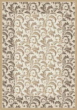 Ковер VALENCIA DELUXE_d327, 3*5, STAN, CREAM-BROWN