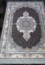 Ковер FARSI 1200_G252, 0,8*1,5, STAN, DARK GRAY