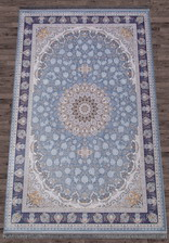Ковер FARSI 1200_G253, 0,8*1,5, STAN, Pale-Blue