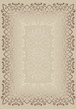 Ковер GOLDEN SILK_R008B, 0,8*1,5, STAN, BEIGE - BEIGE