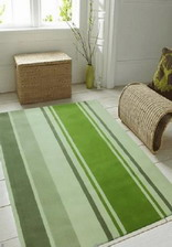 Ковер Ковер 100%Ш р/р Magnum Stripe Lime/Green 120*170