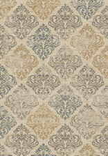 Ковер MATRIX_3178, 0,8*1,5, STAN, BEIGE-BLUE