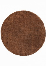 Ковер SHAGGY ULTRA_s600, 1,5*1,5, DAIRE, BROWN