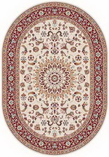 Ковер SHAHREZA_d210, 2*2,85, OVAL, CREAM-RED 2