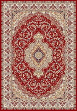 Ковер ALMAZ_20073A, 0,8*1,5, OVAL, RED - RED