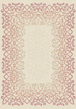 Ковер GOLDEN SILK_R008E, 0,8*1,5, OVAL, KEMIK - KEMIK